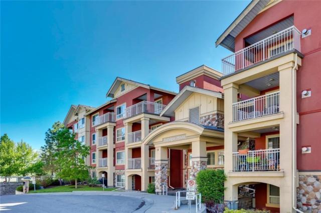 22 Richard Place SW #228, Calgary, AB T3E 7N6 (#C4253478) :: Redline Real Estate Group Inc