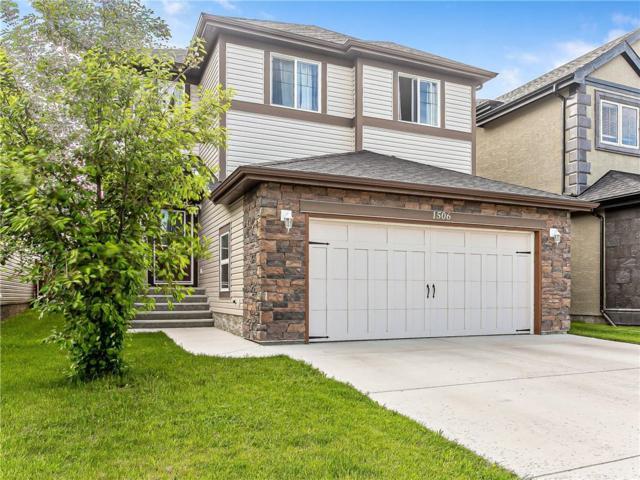 1506 Montgomery Close SE, High River, AB T1V 0B7 (#C4253526) :: Redline Real Estate Group Inc