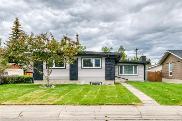 204 Parkside Way SE, Calgary, AB T2J 3Z4 (#C4253602) :: The Cliff Stevenson Group