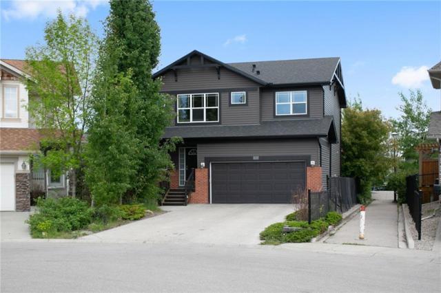131 Cougarstone Garden(S) SW, Calgary, AB T3H 4W6 (#C4253710) :: The Cliff Stevenson Group