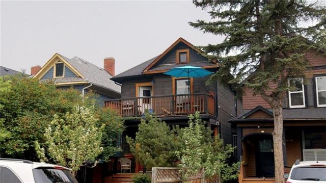 526 21 Avenue SW, Calgary, AB T2S 0H1 (#C4253728) :: Calgary Homefinders