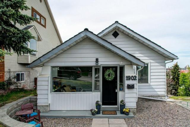 1902 29 Avenue SW, Calgary, AB T2T 1N1 (#C4253779) :: Calgary Homefinders