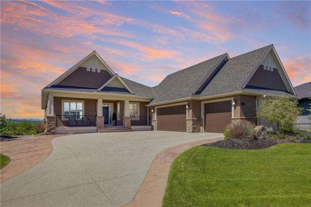 347 Leighton View, Rural Rocky View County, AB T3Z 0A2 (#C4253789) :: Redline Real Estate Group Inc