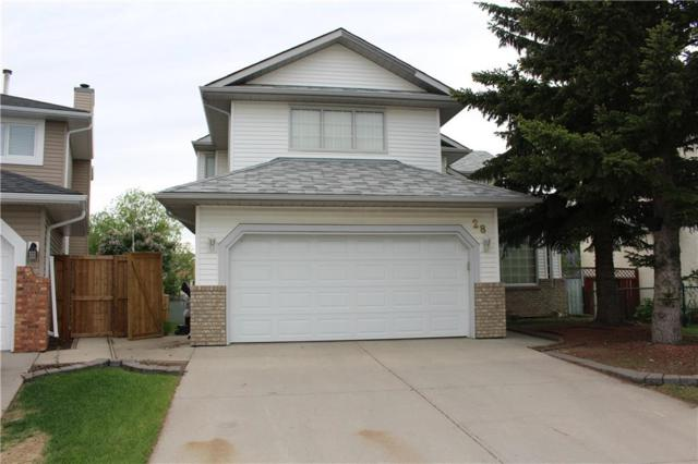 28 Hawktree Green NW, Calgary, AB T3G 3P8 (#C4253849) :: The Cliff Stevenson Group