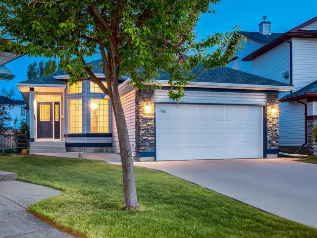 339 Bridlewood Place SW, Calgary, AB T2Y 3R1 (#C4253914) :: The Cliff Stevenson Group