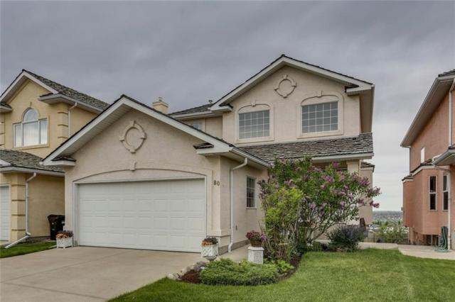 80 Hampstead Terrace NW, Calgary, AB T3A 5Z8 (#C4253924) :: Redline Real Estate Group Inc