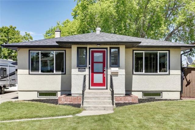 330 33 Avenue NE, Calgary, AB T2E 2H8 (#C4253928) :: The Cliff Stevenson Group