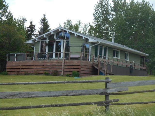 30565A Rge Rd 32A, Rural Mountain View County, AB T0M 0W0 (#C4254041) :: Virtu Real Estate