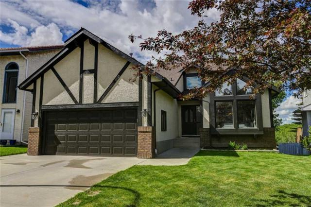 27 Hawkcliff Way NW, Calgary, AB T3G 2R8 (#C4254056) :: The Cliff Stevenson Group