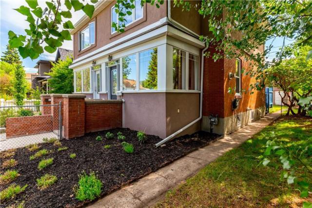 1313 8 Avenue SE, Calgary, AB T2G 0M8 (#C4254122) :: Calgary Homefinders