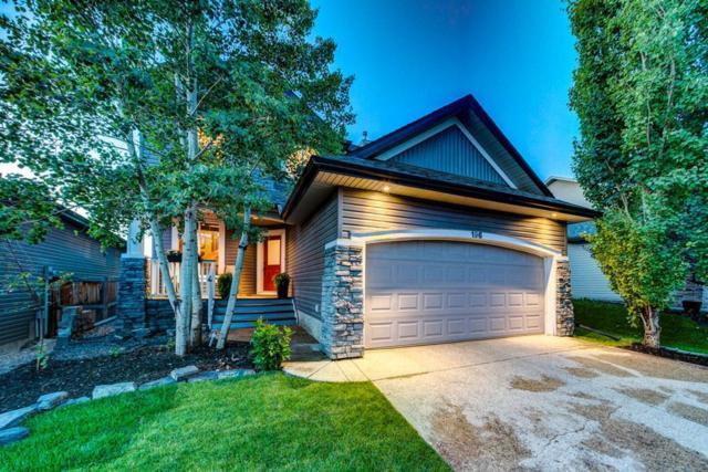 196 Hidden Creek Road NW, Calgary, AB T3A 6L7 (#C4254156) :: The Cliff Stevenson Group