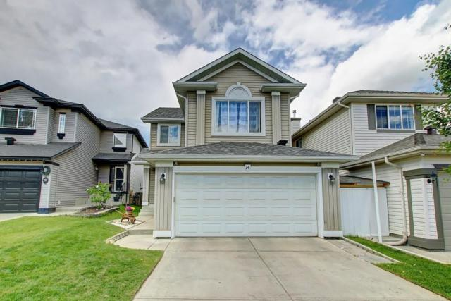74 Citadel Meadow Crescent NW, Calgary, AB T3G 4Z1 (#C4254161) :: The Cliff Stevenson Group