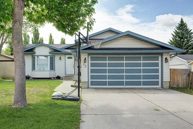12 Mckinley Court SE, Calgary, AB T2Z 1V3 (#C4254194) :: The Cliff Stevenson Group