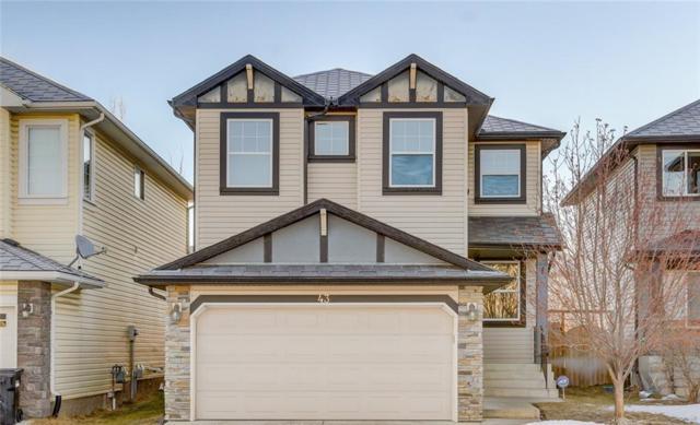 43 Cranfield Manor SE, Calgary, AB T3M 1K6 (#C4254211) :: The Cliff Stevenson Group