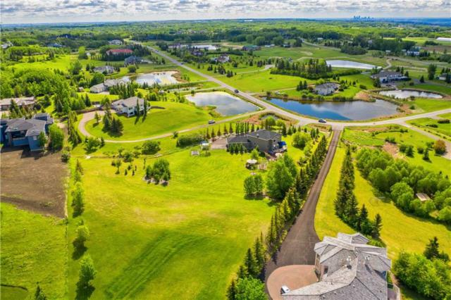149 Bearspaw Hills Road, Rural Rocky View County, AB T3R 1B3 (#C4254214) :: The Cliff Stevenson Group