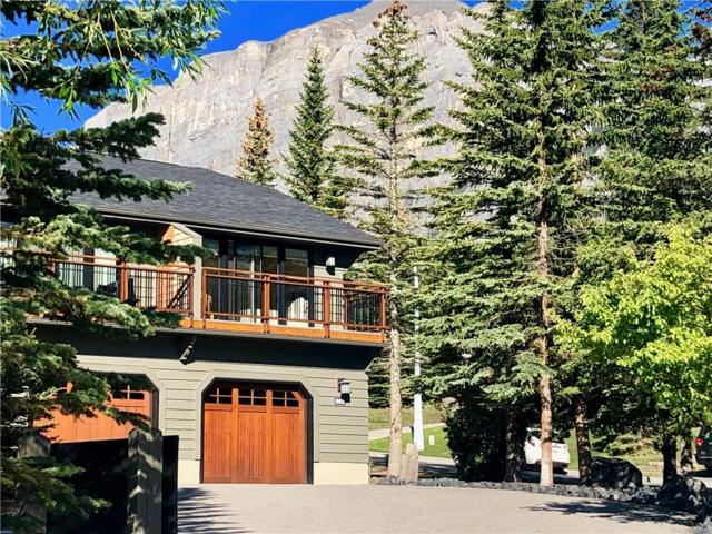 1010 Olympic Drive #901, Canmore, AB T1W 2S5 (#C4254222) :: Canmore & Banff