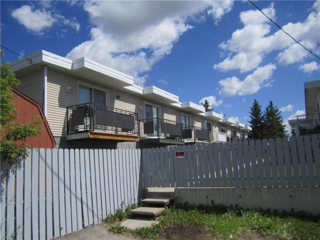 4511F 75 Street NW, Calgary, AB T3B 2M7 (#C4254241) :: The Cliff Stevenson Group