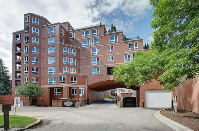 400 Eau Claire Avenue SW #5202, Calgary, AB T2P 4X2 (#C4254287) :: Redline Real Estate Group Inc