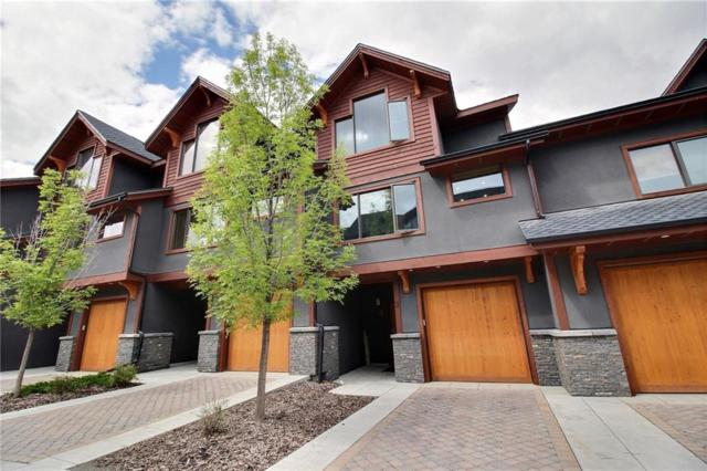 3 Creekside Mews, Canmore, AB T1W 0J4 (#C4254291) :: Calgary Homefinders
