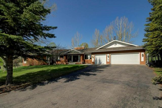 6 Pinetree Drive SW, Rural Rocky View County, AB T3Z 3K4 (#C4254303) :: Redline Real Estate Group Inc