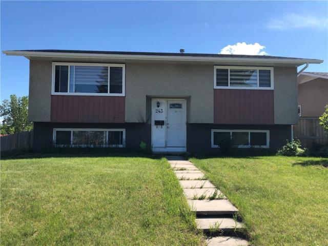 243 Forest Way SE, Calgary, AB T2A 5B5 (#C4254360) :: Calgary Homefinders