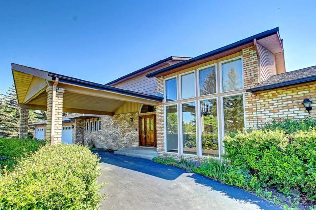 157 Blueridge Rise, Rural Rocky View County, AB T3L 2N6 (#C4254468) :: Redline Real Estate Group Inc