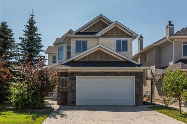 739 Cimarron Close, Okotoks, AB T1S 1X4 (#C4254480) :: Redline Real Estate Group Inc