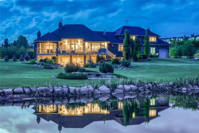47 Bearspaw Meadows Court, Rural Rocky View County, AB T3L 2N2 (#C4254482) :: The Cliff Stevenson Group