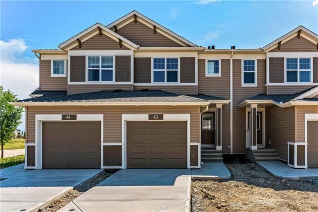 1407 3rd Street #43, High River, AB T1V 0J9 (#C4254626) :: Redline Real Estate Group Inc