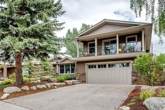 14016 Park Estates Drive SE, Calgary, AB T2J 3W3 (#C4254648) :: The Cliff Stevenson Group