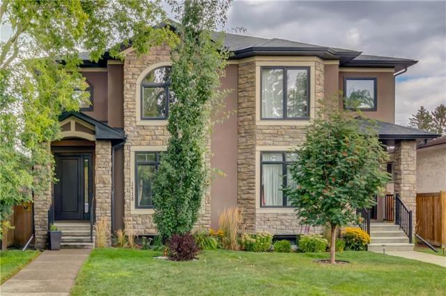 1418 18 Avenue NW, Calgary, AB  (#C4254662) :: The Cliff Stevenson Group