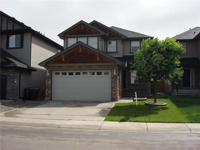 200 Kincora Hill(S) NW, Calgary, AB T3R 0A8 (#C4254692) :: The Cliff Stevenson Group