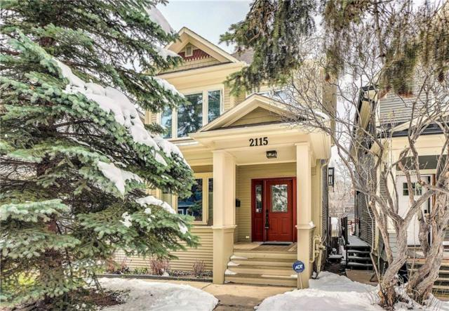 2115 5 Street SW, Calgary, AB T2S 2B5 (#C4254729) :: Calgary Homefinders