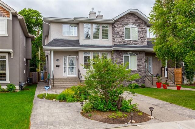 731 52 Avenue SW, Calgary, AB T2V 0B6 (#C4254874) :: Redline Real Estate Group Inc