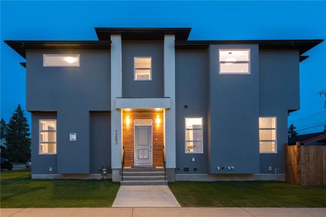 7303 44 Avenue NW, Calgary, AB T3B 5C9 (#C4254908) :: The Cliff Stevenson Group