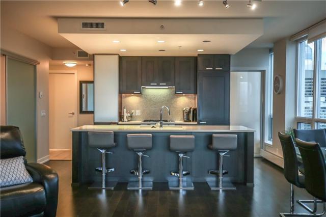 222 Riverfront Avenue SW #1921, Calgary, AB T2P 0X2 (#C4254910) :: Redline Real Estate Group Inc