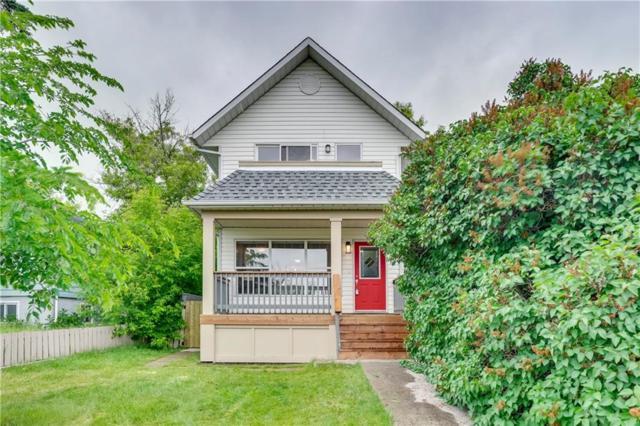 2814 12 Avenue SE, Calgary, AB T2A 0G5 (#C4254924) :: Calgary Homefinders