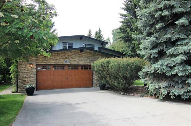 243 Silver Hill Way NW, Calgary, AB T3B 4K9 (#C4254928) :: Calgary Homefinders