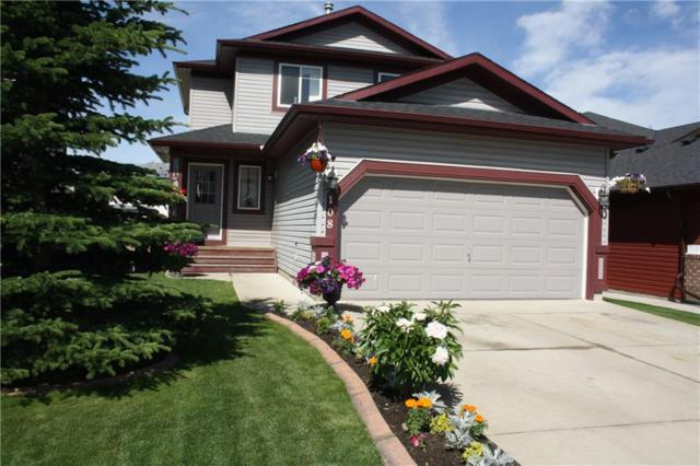 108 Springs Place SE, Airdrie, AB T4A 2C9 (#C4254970) :: Redline Real Estate Group Inc