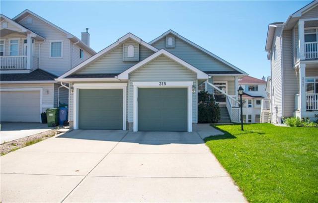 315 Coral Reef Manor NE, Calgary, AB T3J 3Y7 (#C4255024) :: Redline Real Estate Group Inc
