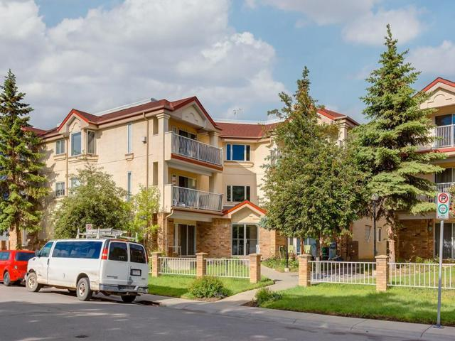1723 35 Street SE #105, Calgary, AB T2A 1B4 (#C4255032) :: Calgary Homefinders