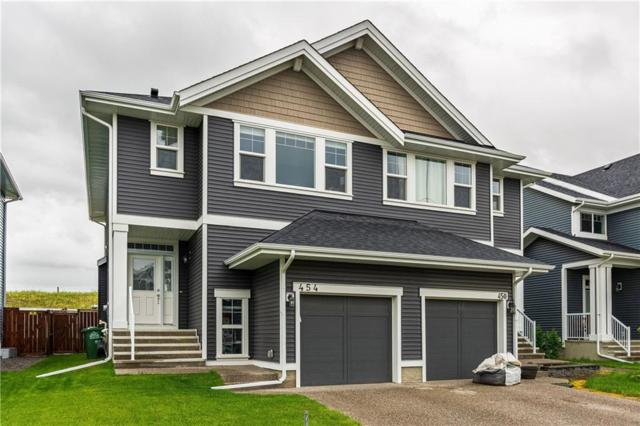 454 River Heights Crescent, Cochrane, AB T4C 0T8 (#C4255098) :: Redline Real Estate Group Inc