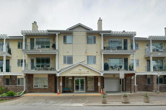 2144 Paliswood Road SW #215, Calgary, AB T2V 5K2 (#C4255109) :: Redline Real Estate Group Inc