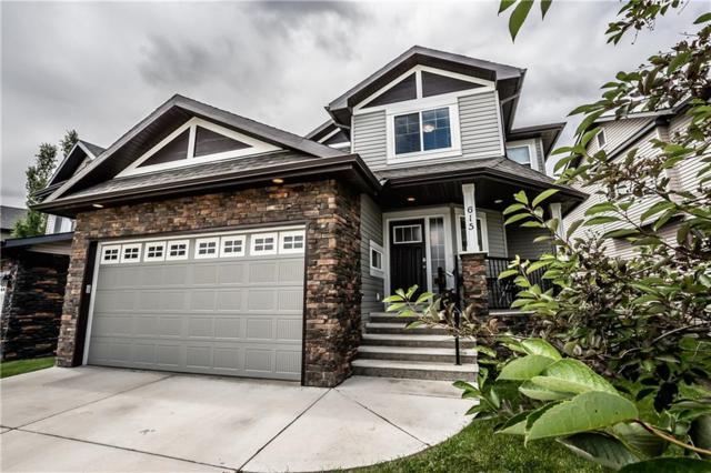 615 Monteith Drive SE, High River, AB T1V 0B6 (#C4255192) :: Redline Real Estate Group Inc
