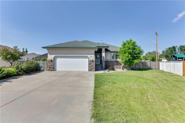 5412 2 A Street W, Claresholm, AB T0L 0T0 (#C4255213) :: Calgary Homefinders