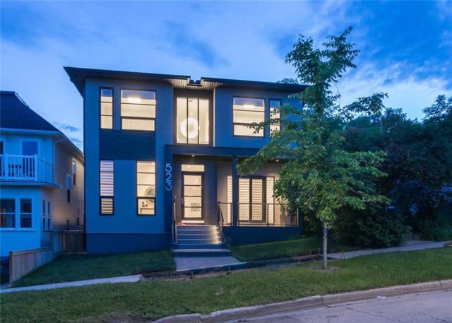 523 6A Street NE, Calgary, AB  (#C4255237) :: Calgary Homefinders