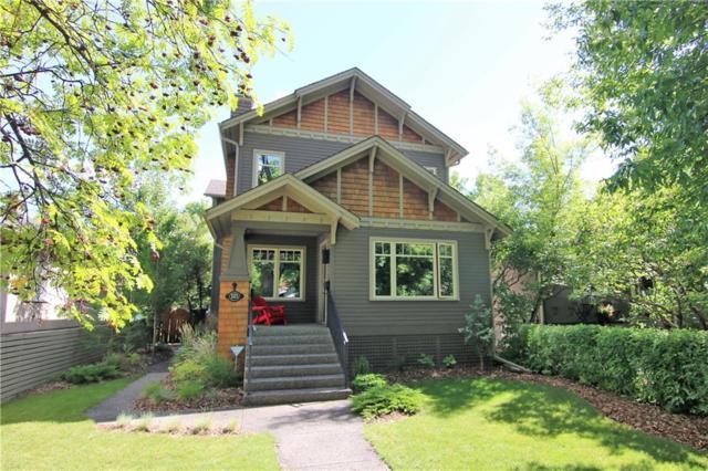 115 9 Avenue NW, Calgary, AB T2M 0B1 (#C4255239) :: The Cliff Stevenson Group