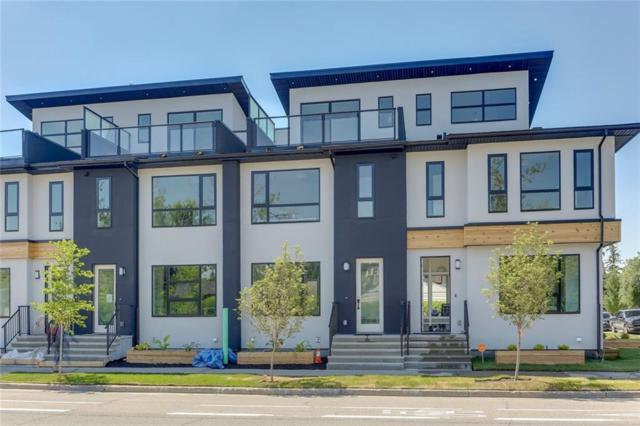 1621 6 Avenue NW, Calgary, AB T2N 0W1 (#C4255291) :: Redline Real Estate Group Inc