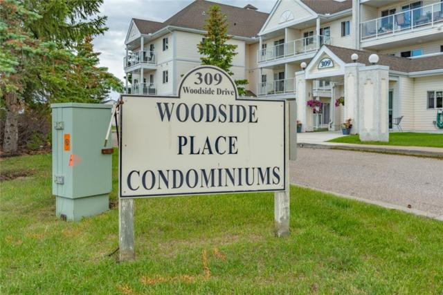 309 Woodside Drive NW #210, Airdrie, AB T4B 2E7 (#C4255312) :: Redline Real Estate Group Inc