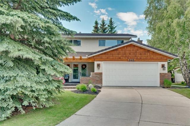 542 Varsity Estates Place NW, Calgary, AB T3B 3C1 (#C4255343) :: Calgary Homefinders